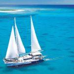 Sailing Cairns with Ocean Spirit Sail and Snorkel Michaelmas Cay