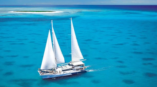 Ocean Spirit Sail and Snorkel Michaelmas Cay