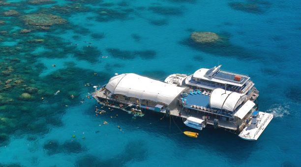 Great Adventures Reef Pontoon Cairns