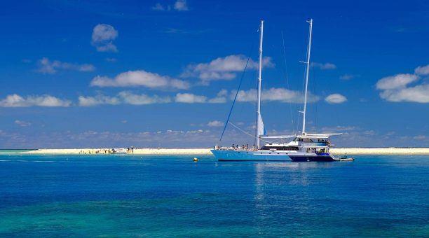 Sail and Snorkel Michaelmas Cay