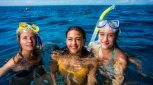 Great Barrier Reef Tour and Barron River Rafting